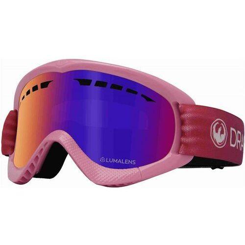 Kaski i gogle, gogle snowboardowe DRAGON - Dr Dxs Base Ion Candy Llpurpleion (681) rozmiar: OS