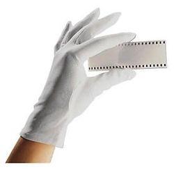 Rękawice bawełniane gładkie rozm 9