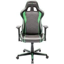 DXRacer krzesło obrotowe Formula FH08/NE, czarne/zielone (FH08/NE)