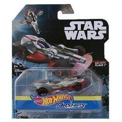 Star Wars Autostatki kosmiczne Boba Fett Slave I
