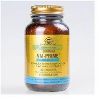Witaminy i minerały, SOLGAR Formuła VM-Prime na lata 50+, 60 tabletek