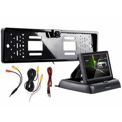 TRACER Zestaw cofania kamera z monitorem RVIEW S1