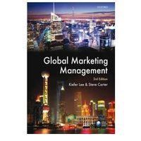 Biblioteka biznesu, Global Marketing Management