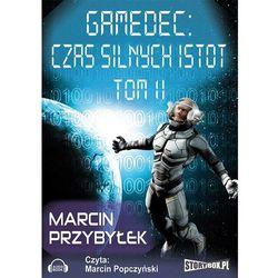 Gamedec: Czas silnych istot. Tom 2 - Marcin Przybyłek