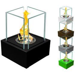 Biokominek stołowy SMART - Globmetal - 5 kolorów Walentynki!