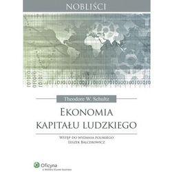 Ekonomia kapitału ludzkiego [PRZEDSPRZEDAŻ] (opr. twarda)