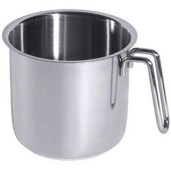 Garnek ze stali nierdzewnej do gotowania mleka 2,5 l | CONTACTO, 6004/160