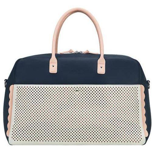 Torby i walizki, Torba podróżna American Tourister Luna Pop Weekender (granatowo-różowa)