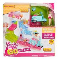 Pozostałe zabawki, Barbie On the Go Poczta zestaw + lalka