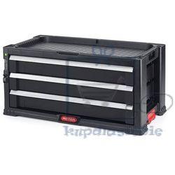 Skrzynka narzędziowa KETER - 3 szuflady