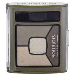 Bourjois Smoky Stories Eyeshadow - Poczwórne cienie do powiek 04 Rock This Khaki