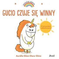Książki dla dzieci, Uczucia Gucia. Gucio czuje się winny (opr. twarda)