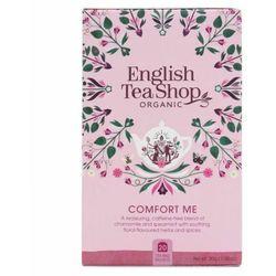 Herbatka ziołowa Pociesz mnie 20x1,5g BIO 30 g English Tea Shop