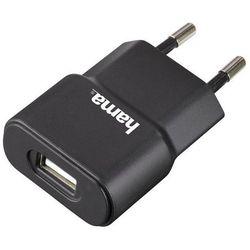 HAMA Ładowarka USB sieciowa, 5V/1A - BEZPŁATNY ODBIÓR: WROCŁAW!