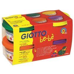 Ciastolina Giotto Bebe 4x100g Fila