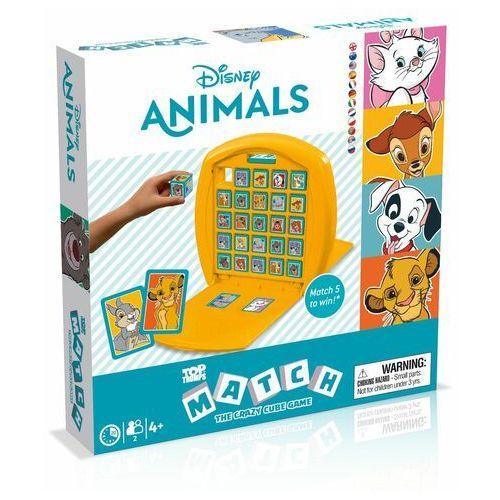 Gry dla dzieci, Match Disney Animals