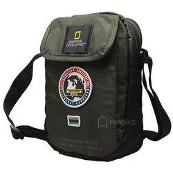 National Geographic EXPLORER torba / saszetka na ramię / N01113.11 - Khaki