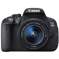 Lustrzanki, Canon EOS 700D