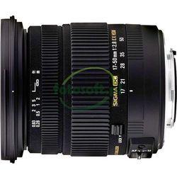 OBIEKTYW SIGMA 17-50mm f/2,8 EX DC OS HSM DIGITAL DO CANON
