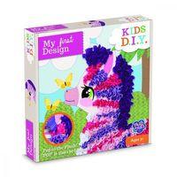 Kreatywne dla dzieci, My first design - Zebra