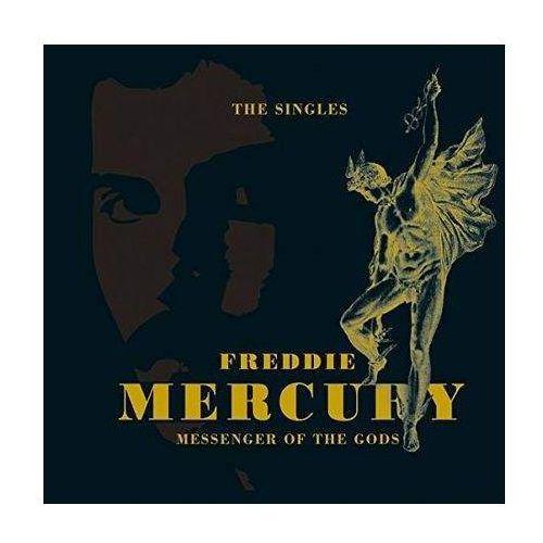Pozostała muzyka rozrywkowa, Freddie Mercury - MESSENGER OF THE GODS - THE SINGLES