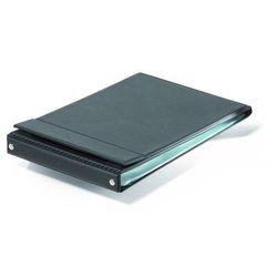 Flipchart stołowy Durastar z 10 koszulkami A4 pionowy czarny 8560-01