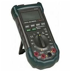 Multimetr, decybelomierz, luxometr, termometr, miernik uniwersalny 5 w 1 Showtec Digital Multimeter 5 in 1 Autorange