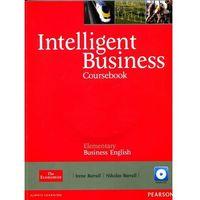 Książki do nauki języka, Intelligent Business Elementary Coursebook (podręcznik) (opr. miękka)