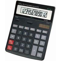 Kalkulatory, Kalkulator Vector DK-206 - ★ Rabaty ★ Porady ★ Hurt ★ Autoryzowana dystrybucja ★ Szybka dostawa ★