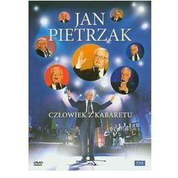 Jan Pietrzak Człowiek z kabaretu. Darmowy odbiór w niemal 100 księgarniach!