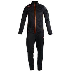 Uhlsport ESSENTIAL CLASSIC Dres schwarz/fluorescent orange