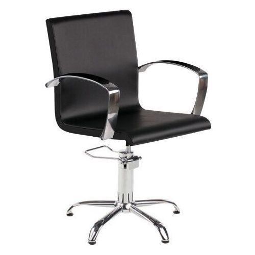 Meble fryzjerskie, Ayala Partner 02 fotel fryzjerski na pompie gazowej i podstawie pięcioramiennej
