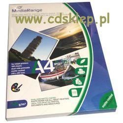 Papier fotograficzny matowy dwustronny A4 140g 100ark. MRINK111