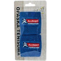 Opaska Allrightna rękę 7cm blue