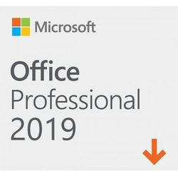 Microsoft Office Professional 2019 ESD PL WIN Nowa licencja