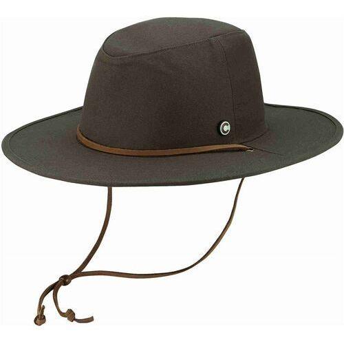 Nakrycia głowy i czapki, kapelusz COAL - The Wayfarer Dark Olive (21)