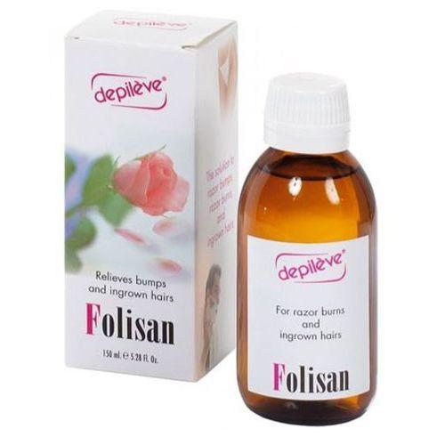 Pozostałe środki do depilacji, Depileve FOLISAN Preparat na wrastające włosy