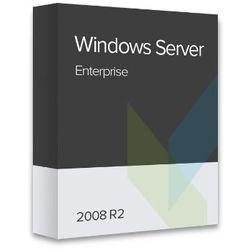 Windows Server 2008 R2 Enterprise elektroniczny certyfikat