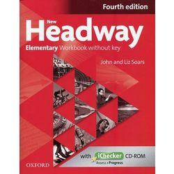 Headway 4E NEW Elementary WB (iChecker) OXFORD - Liz Soars (opr. miękka)