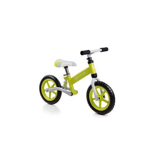 Rowerki biegowe, Rowerek biegowy KinderKraft EVO Green - Czarny
