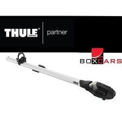 Thule ThruRide 565 Bagażnik samochodowy na dach czarny/srebrny Bagażniki rowerowe na dach