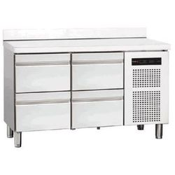 Stół chłodniczy GN linia 700 z szufladami | 290L | 368W | 1,342x700x(H)850mm