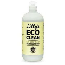 Skoncentrowany Płyn do Mycia Naczyń z olejkiem cytrynowym, Lilys Eco Clean