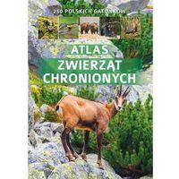 Biologia, Atlas zwierząt chronionych w Polsce - Kamila Twardowska, Jacek Twardowski (opr. twarda)