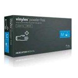 Mercator Medical - rękawiczki winylowe Vinylex PF - S - 100szt.