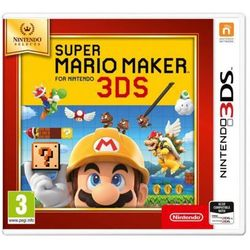 Gra Nintendo 3DS Super Mario Maker Selects