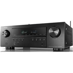 DENON amplituner AVR-S650H, czarny