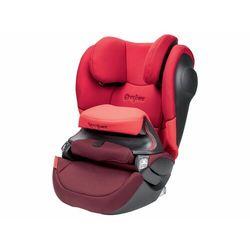 CYBEX Fotelik dziecięcy samochodowy Pallasfix M-Fix SL grupa I-III, 9-36 kg (Czerwony)