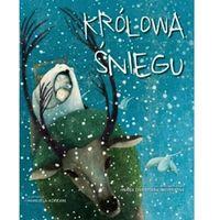 Książki dla dzieci, Królowa Śniegu - Wydawnictwo Olesiejuk (opr. twarda)