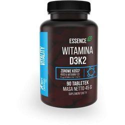 Witaminy SPORT DEFINITION Essence Witamina D3K2 90 tab Najlepszy produkt Najlepszy produkt tylko u nas!